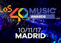 Los 40 Music Awards 2017